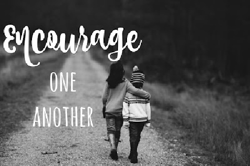 Encourage One Another: Giving Grace with Your Words